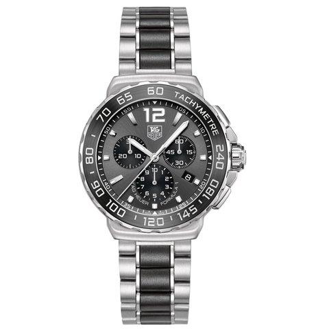 Tag Heuer(タグホイヤー) 腕時計 フォーミュラー1 CAU1115.BA0869   サンレイアントラシート×ツートン