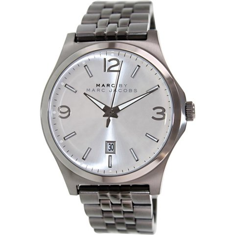 マークバイマークジェイコブス 腕時計 メンズ ダニー MBM5037 シルバー×ステンレススチールベルト