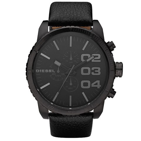 ディーゼル 腕時計 フランチャイズ DZ4216 ブラック×ブラック