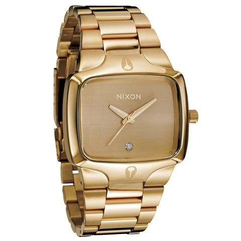 ニクソン 腕時計 プレイヤー A140-509 ゴールド×ゴールド