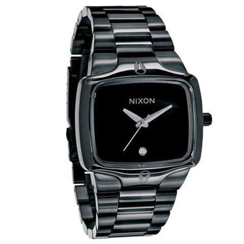 ニクソン 腕時計 プレイヤー A140-001 ブラック×ブラック