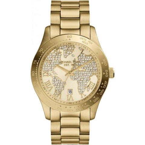 マイケルコース 時計 レディース レイトン 時計 MK5959 ゴールド×ゴールド