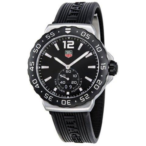 Tag Heuer(タグホイヤー) 腕時計 フォーミュラー1 WAU1110.FT6024 ブラック×ブラック