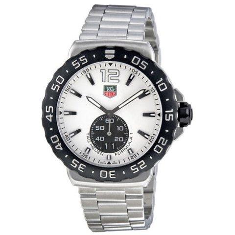 Tag Heuer(タグホイヤー) 腕時計 フォーミュラー1 WAU1111.BA0858 ホワイト×シルバー