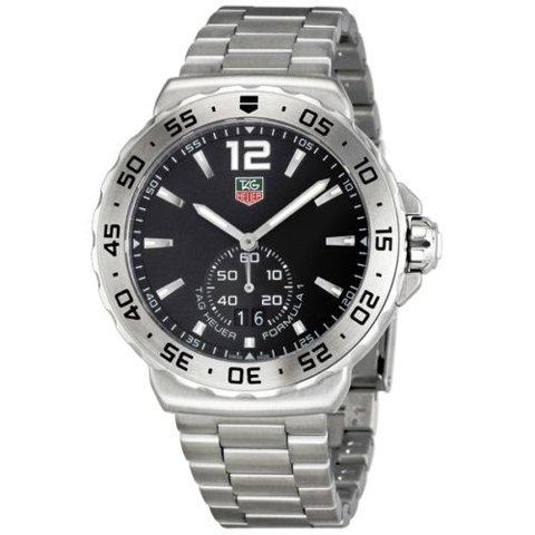 Tag Heuer(タグホイヤー) 腕時計 フォーミュラー1 WAU1112.BA0858 ブラック×シルバー