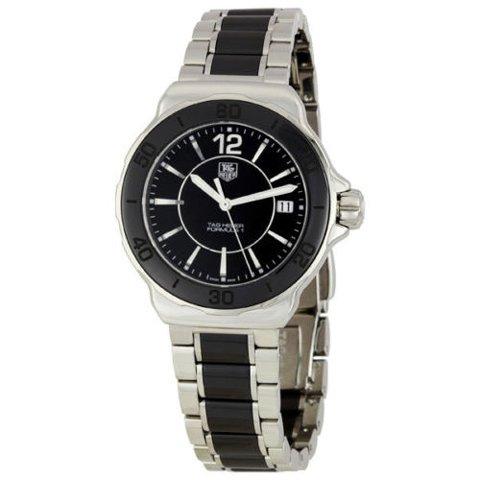 Tag Heuer(タグホイヤー) 腕時計 フォーミュラー1 WAH1210.BA0859 ブラック×ツートン