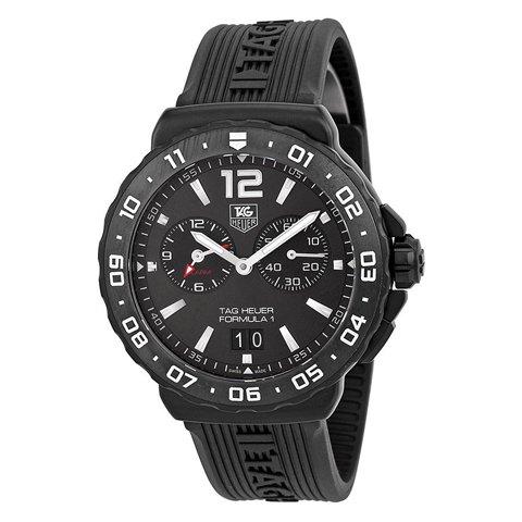 Tag Heuer(タグホイヤー) 腕時計 フォーミュラー1 WAU111D.FT6024 アントラシート×ブラック