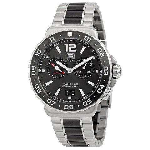 Tag Heuer(タグホイヤー) 腕時計 フォーミュラー1 WAU111C.BA0869 アントラシート×シルバー