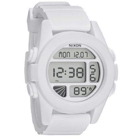 ニクソン 腕時計 ユニット A197100 ホワイト×ホワイト