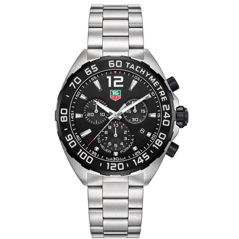 Tag Heuer(タグホイヤー) 腕時計 フォーミュラ1 CAZ1110.BA0877 ブラック×シルバー