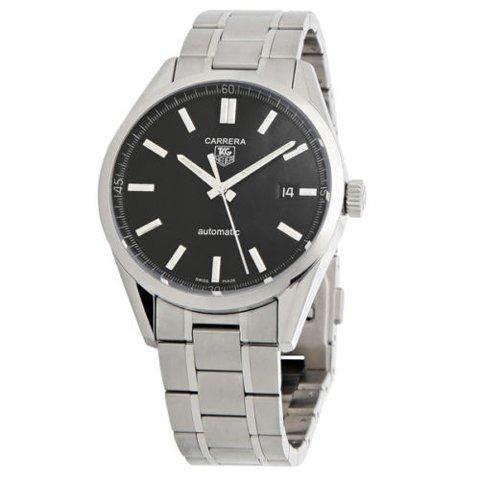 new styles c3ac2 6ee29 Tag Heuer(タグホイヤー) 腕時計 カレラ WV211B.BA0787 ブラック ...