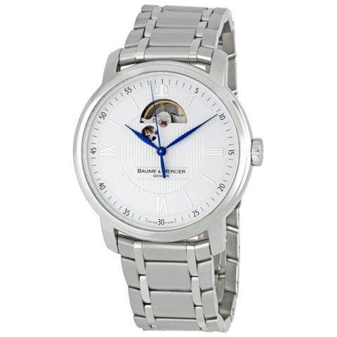 ボーム&メルシエ 腕時計 クラシマ M0A08833 シルバー×シルバー
