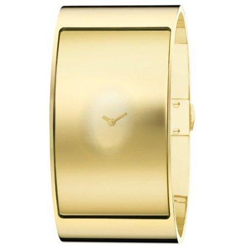 Calvin Klein(カルバンクライン) レディース腕時計 K3423409 ゴールド