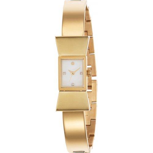 ケイトスペード 腕時計 1YRU0070 カーライル ホワイト×ゴールド