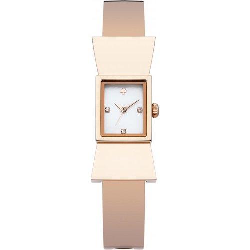 ケイト・スペード ニューヨーク 時計 1YRU0183 カーライル ホワイト×ローズゴールド