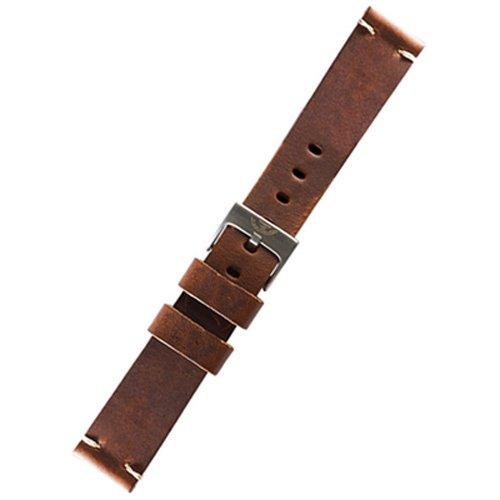 スクワーレ 腕時計 替えベルト 2002-BRN-LTHR ブラウンレザーベルト