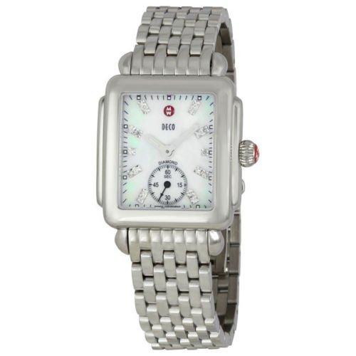 ミケーレ 腕時計 レディース デコ MWW06V000002 マザーオブパール×ダイヤモンド