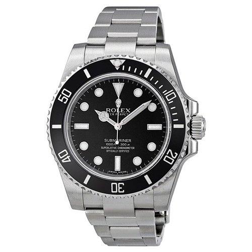 ロレックス 腕時計 サブマリーナ 114060 ブラック×ステンレススチールベルト