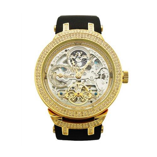 ジョーロデオ 腕時計 マスター JJM81 ダイヤモンドウオッチ 2,2カラット ゴールド