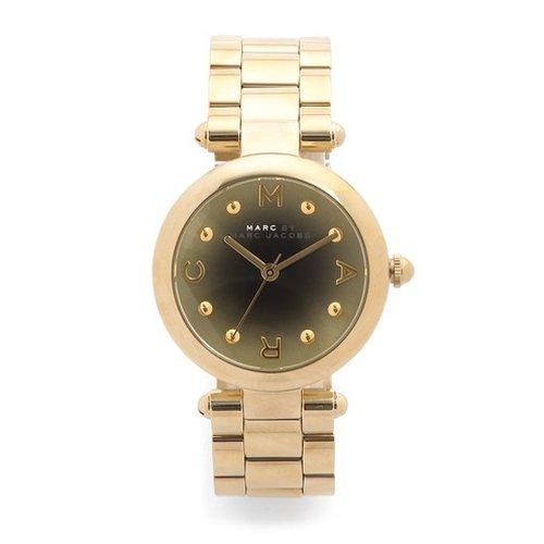 マークバイマークジェイコブス 時計 レディース ドッティー MJ3448 グレーグラデーション×ゴールド