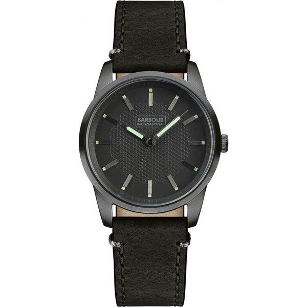 バブアー インターナショナル 腕時計 ジャロー BB026GNBK ブラック