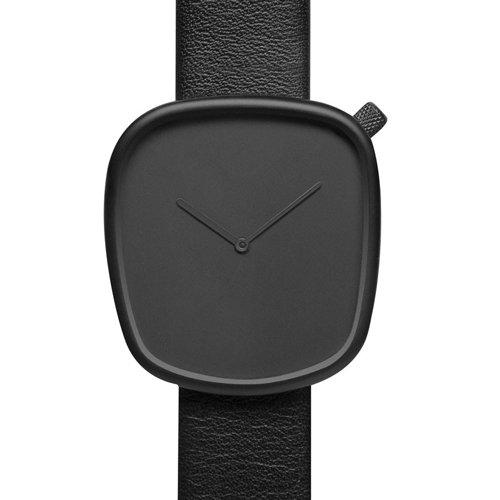 ブルブル 腕時計 ペブル01 ブラック