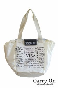 【SKY SHORE】SHOPPING BAG