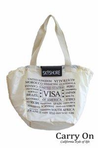 【SKY SHORE】SHOPPING BAG