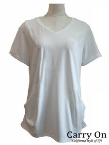 【CYNICAL】スターオパール加工Tシャツ【Made in Japan】