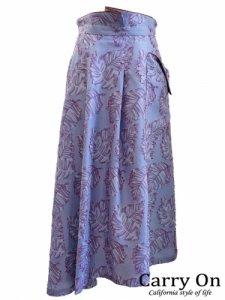 【Hoochie Coochie】フェアリーカットジャガードスカート【Made in Japan】