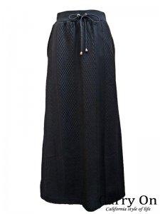 【Acuta】カットケーブルロングスカート【Made in Japan】