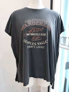 【MICA&DEAL×GOOD ROCK SPEEDコラボ】WANDERERS プリントロックTEE【Made in Japan】