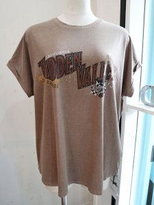 【MICA&DEAL×GOOD ROCK SPEEDコラボ】HIDDEN VALLEYプリントロックTEE【Made in Japan】