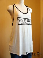 【LA Import】SOLD OUTタンクトップ