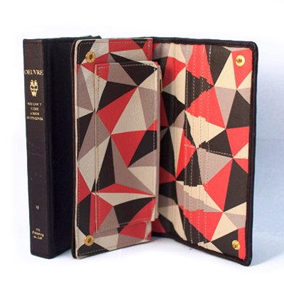 CUBISM wallet red