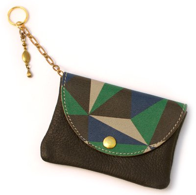 CUBISM key&card green (BOX付き)
