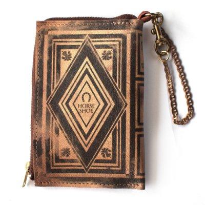 mini Book Wallet011<br>[HorseShoe]