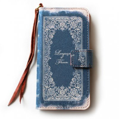 iPhone 7/8 ~12 ケース [Language of flower]