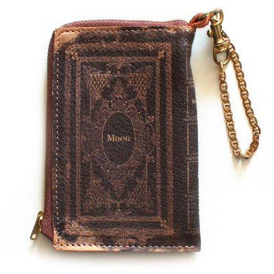 mini Book Wallet010<br>[Moon]