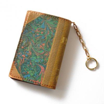 Key&Card case18<br> [PEACOCK]