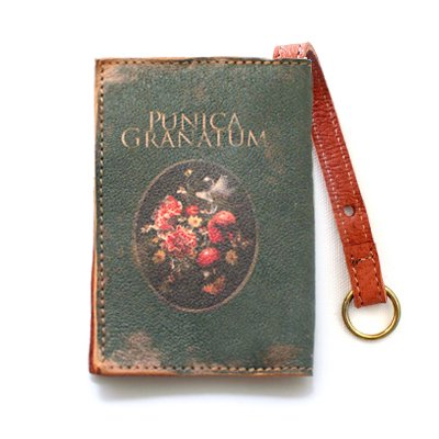 KEY BOOK 011<br>[Punica Granatum]キーケース