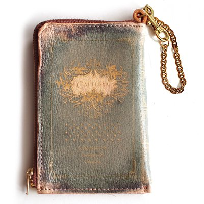 mini Book Wallet013<br>[CATTLEYA]