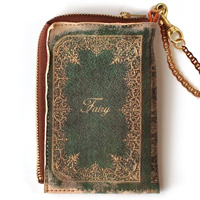 mini Book Wallet010<br>[Fairy]
