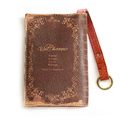 KEY BOOK 010<br>[Un charme]キーケース