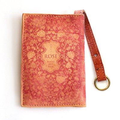 KEY BOOK 013<br>[ROSE]キーケース