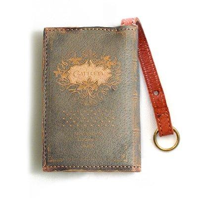 KEY BOOK 013<br>[Cattleya]キーケース