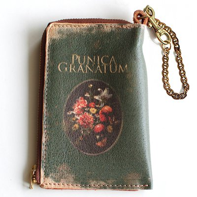 mini Book Wallet011<br>[Punica Granatum]