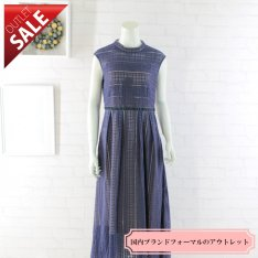 【54%OFF!】結婚式 二次会 ドレス ロング |幾何学ニットレースドレス9号(ブルー)