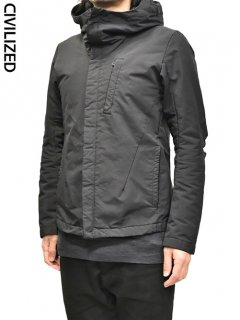 CIVILIZED Articulated Hood Jacket<img class='new_mark_img2' src='https://img.shop-pro.jp/img/new/icons38.gif' style='border:none;display:inline;margin:0px;padding:0px;width:auto;' />