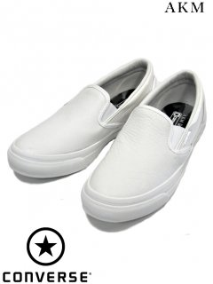 AKM×CONVERSE 10th Anniversary SLIP-ON<img class='new_mark_img2' src='//img.shop-pro.jp/img/new/icons8.gif' style='border:none;display:inline;margin:0px;padding:0px;width:auto;' />